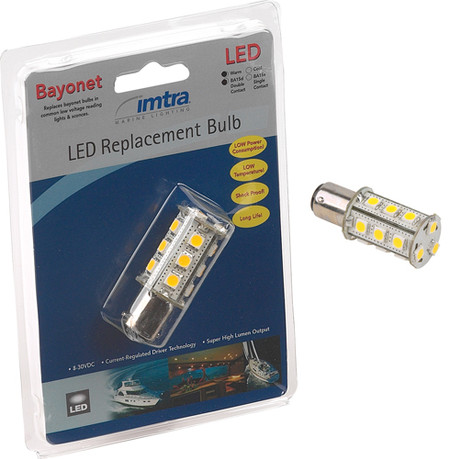 Tower LED Bulb B15D