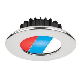 Ripple Tri-Color Power LED, 10-40VDC