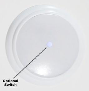 "Sienna 3"" Round, Low Profile Surface Mount Light"