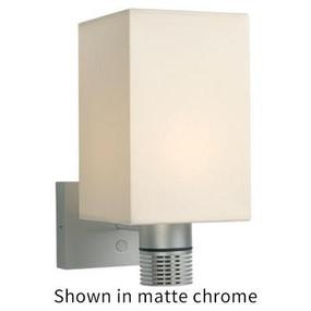 Matte Chrome Finish