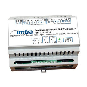 IML PowerLED Dimming Control Module, 2-Channel