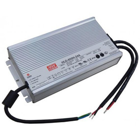 LED Converter: 90-305VAC to 24VDC, 600W, IP65