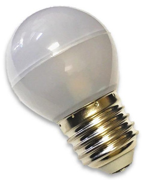 E26/27 Compact Edison Globe LED Replacement Bulb