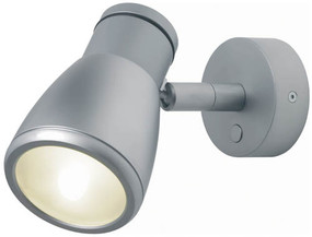 Munich LED with Matte Chrome Shade