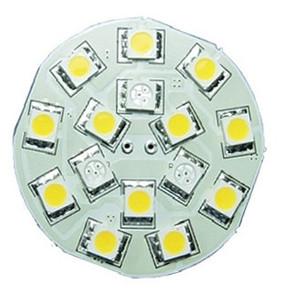 G4 LED Bulb, back pins, Bi-Color (switchable), 12 volt - 24 Volt (10-30vdc), RED - WARM White, 160 lumens