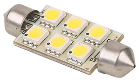 Festoon LED Replacement Bulb 37mm