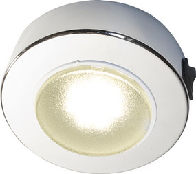 """Sun 15"" LED Surface Mount Ceiling Light with Switch"