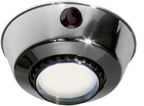 """""""Comet S"""" Surface Mount Adjustable Ceiling Light with Switch"""