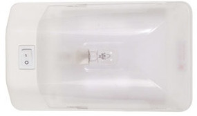 RVIL21 Dome LED Surface Mount Light with Switch