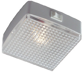 Square 15 LED Utility Surface Mount Lighting