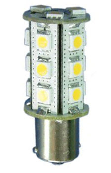 Ba15s Single Bayonet 18 smd LED Bulb