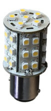 Ba15s Single Bayonet 36 smd LED Bulb