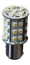 Ba15s Single Bayonet 36 smd LED Bulb