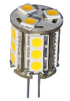 G4 Tower Pins LED Bulb 18 SMD