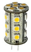 G4 Tower Pins LED Bulb 21 SMD