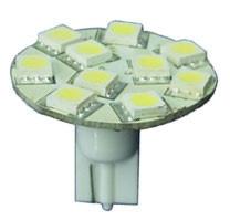 T10 Back Wedge LED Bulbs 10 SMD