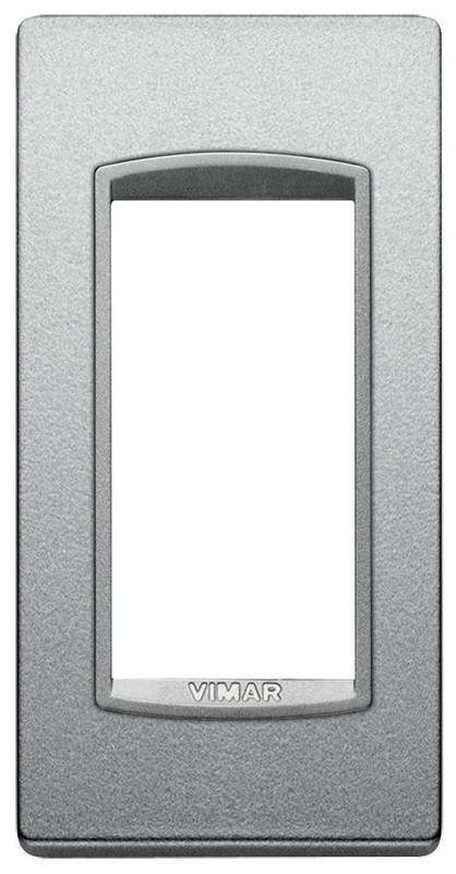 Matte Silver, 1 Module