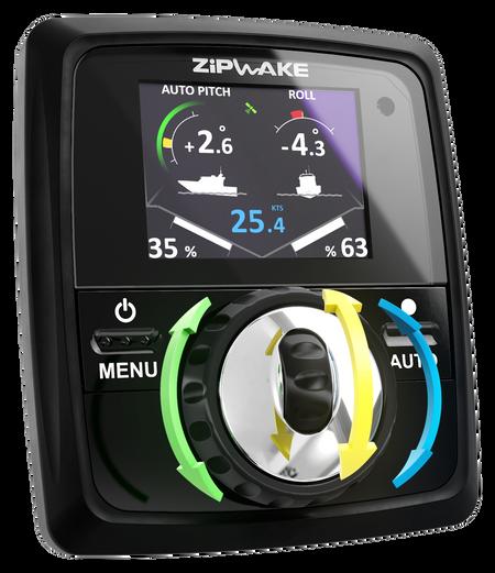 Zipwake Control Panel