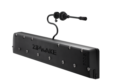 Zipwake Interceptor with cable port