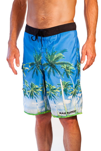 Hawaiian Palms Boardshort    FREE SHIPPING!