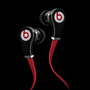 Beats by Dr.Dre Tour with ControlTalk In-Ear Headphones Red Black
