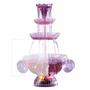 Nostalgia Electrics Lighted Party Fountain Beverage Set