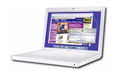 Apple MacBook 13.3in Laptop C2D 2.16GHz 2GB 120GB DVDRW