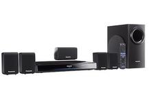 Panasonic SC-PT480 DVD Home Theater Sound System