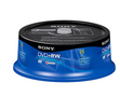 Sony 25-Pack DVD+RW 4.7GB 120 MIN 