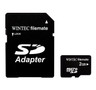 Wintec Filemate 2GB Micro SD Memory Card with SD Adapter
