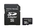 wintec Filemate 8GB Micro SD Memory Card with SD Adapter