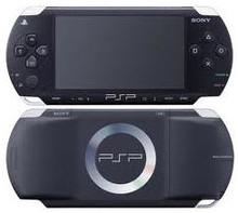 Sony PSP 3000 Black