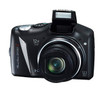 "Canon PowerShot SX130-IS Black 12.1MP Digital Camera w/ 12x Optical Zoom, 3.0"" LCD Display"