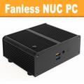 Fanless Pentium NUC PC, 4GB DDR3, 120GB SSD [Newton-P-N3700]