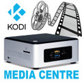 OpenELEC (KODI) Media Centre - Celeron NUC Mini PC [NUC5CPYH]