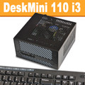 ASRock DeskMini 110 Mini PC, Core i3 6100, 8GB,  256GB PCIe SSD