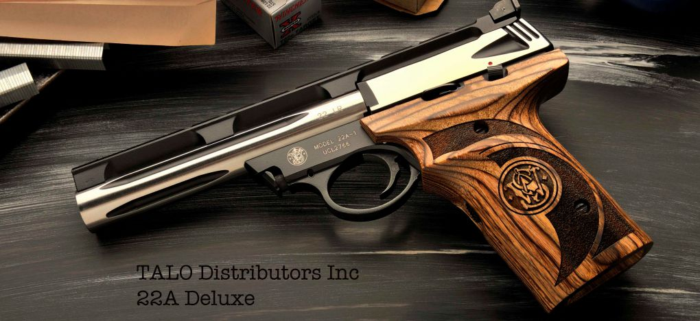 Smith & Wesson 22A Talo Edition
