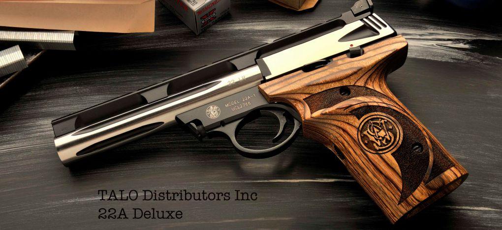 Smith & Wesson 22A Talo Edition