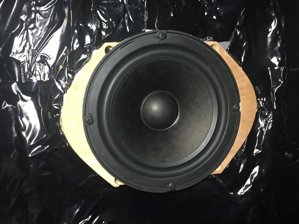 "5x7"" to 6.5"" Speaker Adapters- Birch"