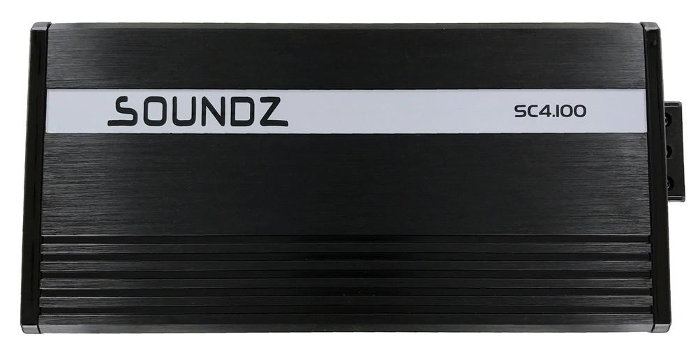 Soundz SC4.100 Amplifier