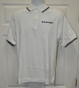 Blaupunkt Polo Shirt-White stripe