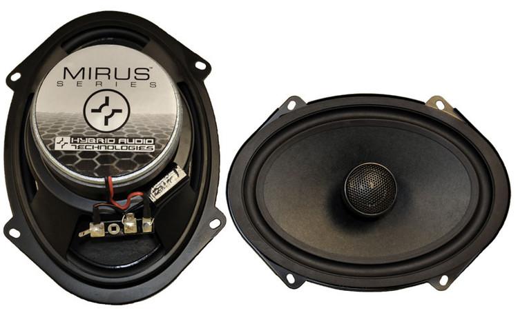 "Mirus M57-2 5x7""  Coaxial Speaker Set"