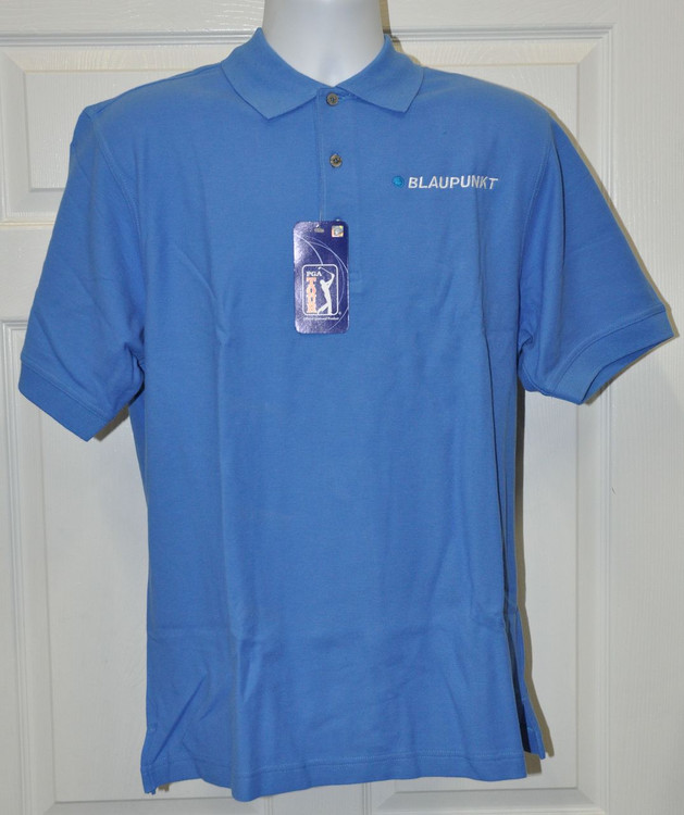 Blaupunkt Polo Shirt- Blue