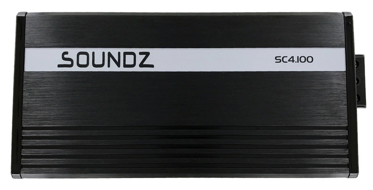 Soundz SC4.100 Amplifier