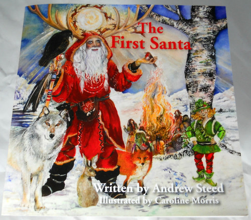 Book: The First Santa
