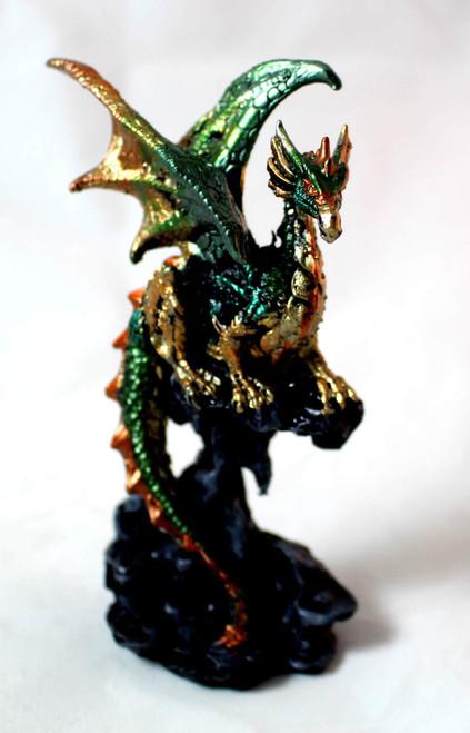 Dragon Statuette : Defiance