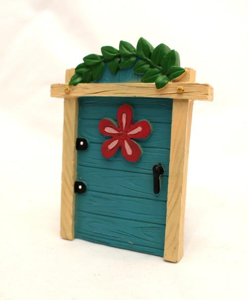 Fairy Door - Turquoise