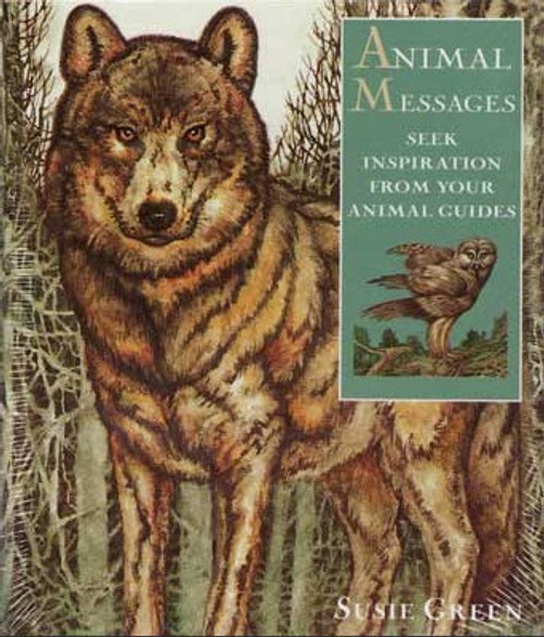 Animal Massages Oracle Cards