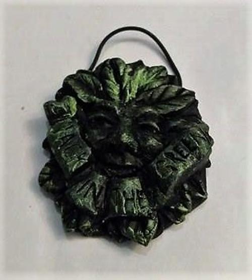 Green Man Hanging Decoration