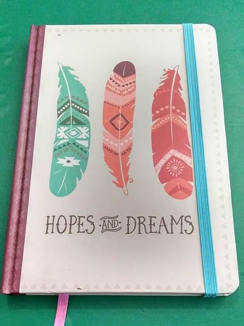 Hopes & Dreams Notebook